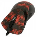 Мышь A4-XL-740K red snake USB 7кн 1кл-кн 3600 DPI game mouse