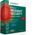 Программный продукт Kaspersky Internet Security Multi-Device Russian Edition 2-Device 1 year Base Box KL1941RBBFS