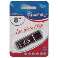 Накопитель USB-Flash 8Gb Smart Buy Glossy series Black SB8GBGS-K