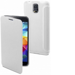 Чехол-книжка Muvit EASY FOLIO CASE для SAMSUNG GALAXY S5 MINI белый MUEAF0139