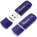 USB 3 0 накопитель Smartbuy 8GB Crown Blue SB8GBCRW-Bl