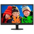 Монитор Philips 19 5 203V5LSB26 10 62 черный TN film LED 5ms 16 9 матовая