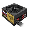 Блок питания Thermaltake ATX 650W URAL W0426 80 gold 24 4 4pin APFC 140mm fan 12xSATA Cab Manag R
