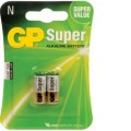 Батарея GP Super Alkaline 910A LR1 2шт