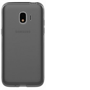 Чехол-накладка araree для Samsung Galaxy J6 2018 J Cover чёрный GP-J600KDCPAIB GP-J600KDCPAIB